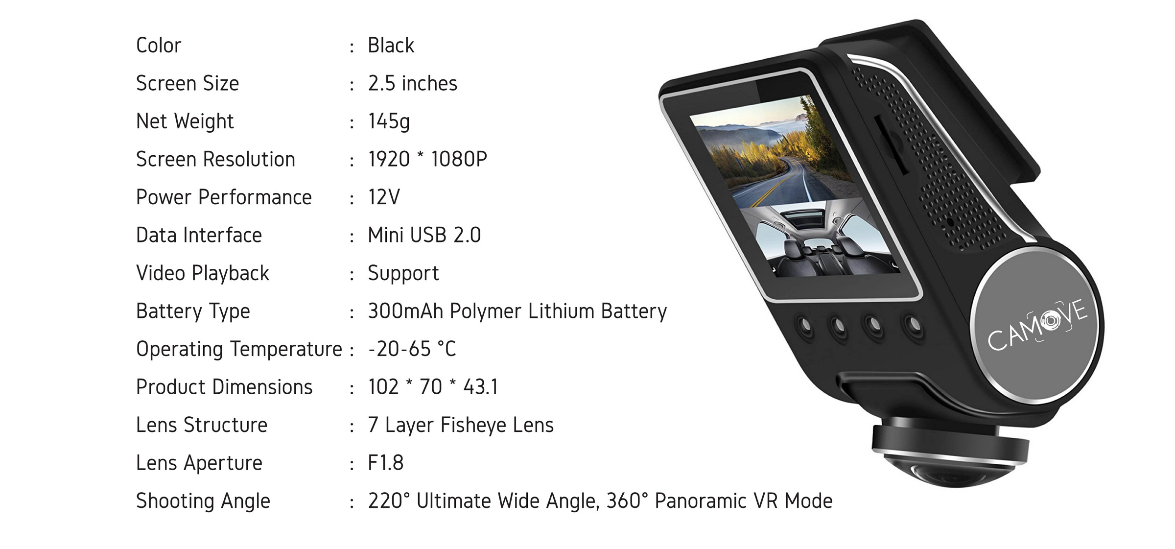 S700 Specification