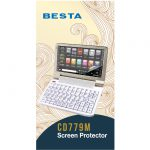 CD779M+CD128M+Screen Protector